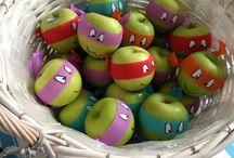 Fun stuff with fresh produce