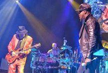 Santana in Las Vegas / The legendary Carlos Santana hangs out with us in Mandalay Bay for 2 years. Vegas, baby, Vegas!
