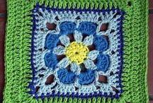 Crochet - hekling / Hekla saker og ting til inspirasjon