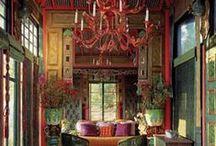 Vinterhage  / Vinterhager, hagestuer, innglassa balkong - inspirasjon