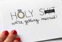 Wedding stationary / by Lotte Geldof