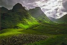 Scotland / Everything about beautiful Scotland.