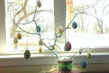 Easter fun / Easter decorations and food