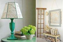 Decorations tips / Tipy na různé dekorování interieru Interier design škola INTERMEZZO