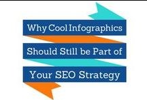 #Infographics / Infographics that are visually pleasing, interesting and informative
