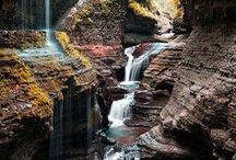 New York State Destinations / Beyond the city, this State has so much to offer / by The B&B Team