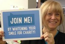 Smiles for Life / From March-June, we are offering discounted teeth whitening! All proceeds will go the Smiles for Life organization and a local charity of our choice!