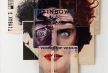Album Cover Collages / Album Cover Collages by Christian Marclay