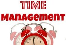 Time management / Do you need help juggling schedules, appointments, and school activities? Great tips for time management.