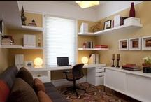 Office Area Storage / Make your office space efficient and a place you want to be.