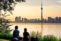 Toronto / Toronto is a booming city in the world and this board will show you how!