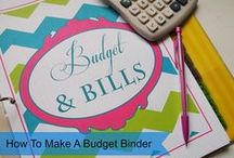 Bill Organization / Tips on how to organize bills and important papers.