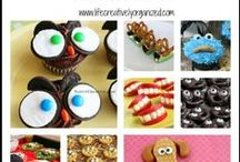 Fun Snacks / How to play with your food and make it fun! :)