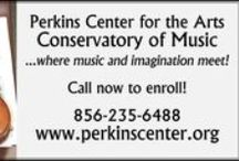 Conservatory of Music / Learning to sing or play a musical instrument can be a gratifying accomplishments and placing students and teachers together in a musically enriched environment, is part of Perkins Center for the Arts' mission in the arts.