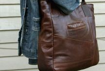 Denim/Leather