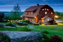 Barn Inspirations / Barns, Barn Homes and everything else barn inspired