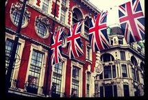 I ♥ Great Britain / by Sabrina C.
