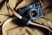 TAP & DYE Products: Leather Camera Straps / Leather camera straps