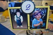 Memorable Wedding Table Numbers