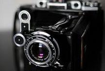 Cameras We Love / All things Camera. Vintage Cameras, Film Cameras, 35mm, medium format, large format