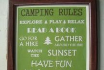Camping Inspiration / Camping tips, tricks, trailers and tents