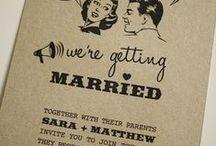 Retro wedding inspiration / 1950s