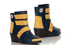 Rubber boots / Outdoor style boots