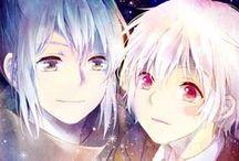 No.6 Shion & Nezume