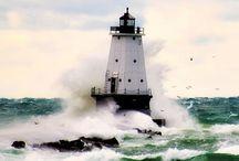 El faro de mi vida / Faro, lighthouse, luz, mar