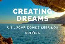 Creating Dreams / Aquí podéis encontrar todas las entradas de mi blog!