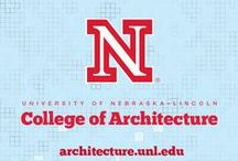 College of Architecture Student Work - University of Nebraska-Lincoln / The UNL College of Architecture is proud to show you some examples of their student work. #UNLarchitecture #architecture #design #Imadethat #landscapearchitecture #interiordesign #architecture school #M.Arch