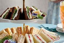 Adorable High Tea & Summer Parties Recipes