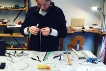 SOTINE - ATELIER / Behind the scenes, our creations & the making process!