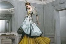 Inspiring fashion / Haute couture as art and expression