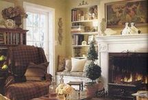 Vintage/English/Country home
