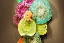 Art Attack / Contemporary, watercolors, glass, pottery, all types of mediums. One of my favorite boards!!! / by Nan Schnabel