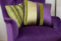 Purple, lilac, lavender
