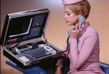 Air Stewardesses and Stewards, Air Hostesses / The air stewardesses, hostesses and stewards of past eras
