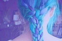 hair like a princess