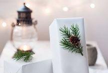 christmas / og vinter