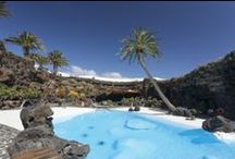 The Canary Islands / The #CanaryIslands are a Spanish archipelago located off Africa. Long warm summers, idyllic natural surroundings and interesting architecture make this paradise a perfect holiday destination for #cruisers!