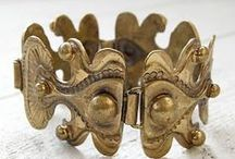Seppo Tamminen jewelry / Vintage jewelry desing from Finland