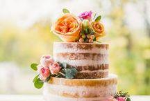 Pastel de boda / Wedding cake / Wedding cakes and sweets