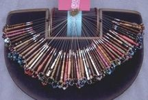 BobbinLace (patterns, pillows & bobbins / by Cathy Lister
