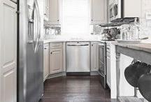 Kitchen / Kitchen style, appliances, ideas and inspiration. / by The Art of Power