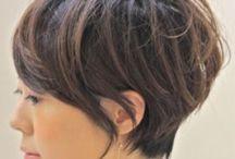Hair inspiration  / Smarte klipninger