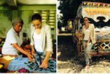 Stella Jean & ITC Ethical Fashion Initiative