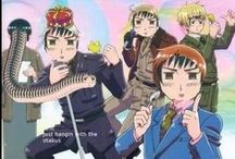 HETALIANS UNITE / Sup hetalians! This is just a board for all my hetalian friends! Pin anything hetalia, invite anyone you want and if you want to be added, just comment on a pin or follow this board!