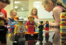 Teaching English with LEGO