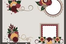 Cluster Me / Cluster Me Template Set by Brenian Designs